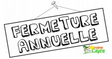 Illustration Domaineducayre.com de Annual Closing of camping 2013